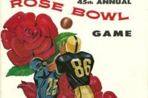 Rose Bowl Logo 2016
