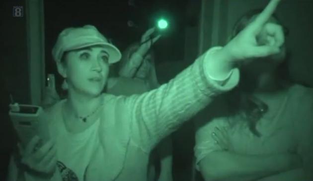 Joni ghost hunter